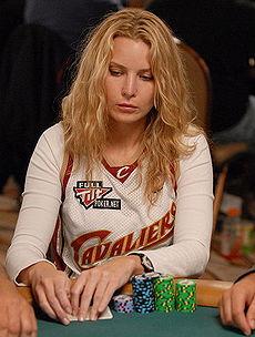"""Erica Schoenberg AKA """"Blackjack Babe"""""""