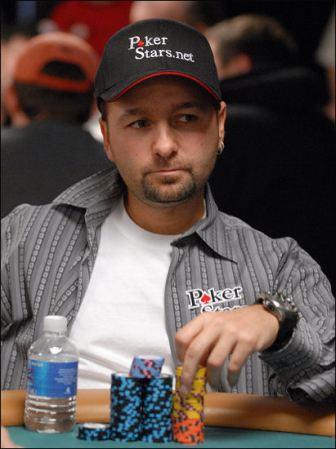 """Daniel Negreanu AKA """"Kid Poker"""""""
