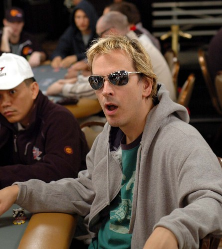 "Phil Laak AKA ""The Unabomber"""