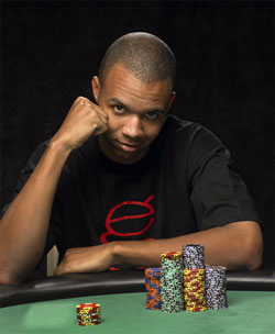 "Phillip D. Ivey AKA ""Tiger Woods of Poker"""
