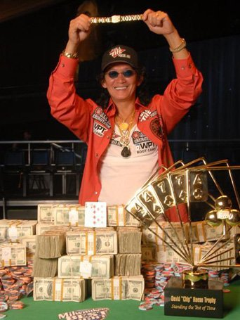 "Scotty Nguyen  AKA ""The Train"" / ""The Prince of Poker"""
